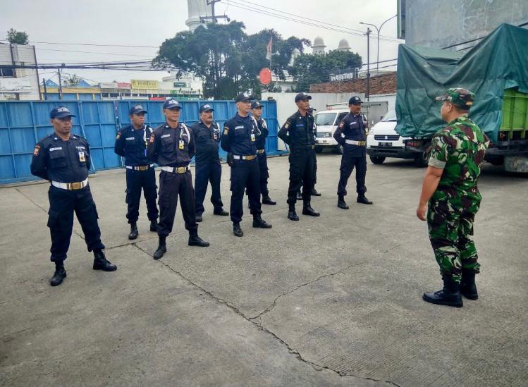 Perusahaan Security di Cibubur